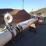 Chiller line for Xstrata, Mt Isa